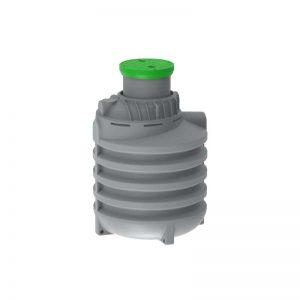 ROTO spremnik za vodu Rocko Ø1500 2350 L