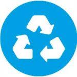 Polietilen - mogućnost recikliranja.