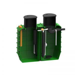 ROTO EcoBox 2-5 PE
