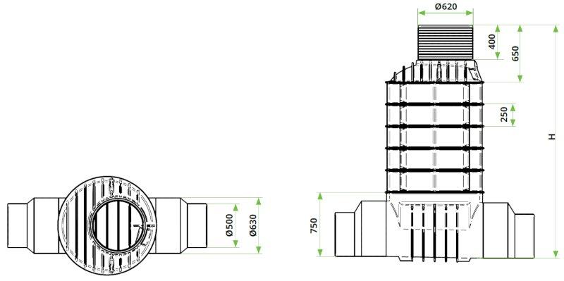 ROTO-Kanalizacijski-jaški-RoShaft-DN800-1-1-2-dimenzije