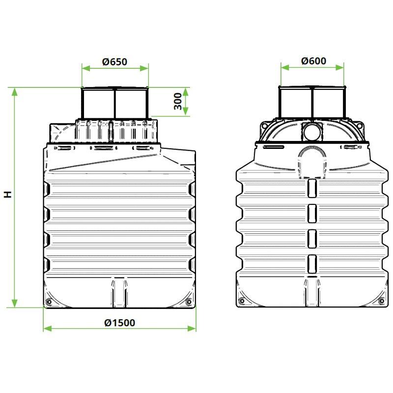 ROTO-crpaliscni-jasek-DN1500-dimenzije