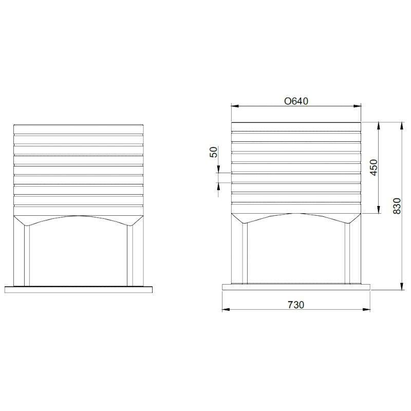 ROTO-kabelski-jasek-pkj-dn600-dimenzije