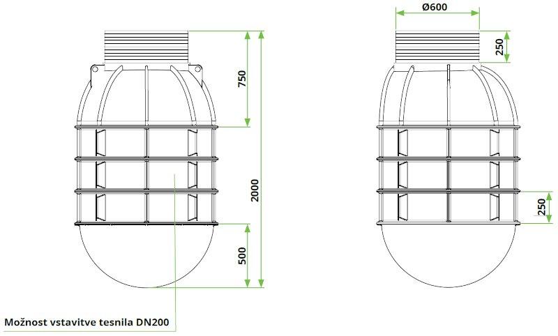 ROTO-umirjevalni-jaski-DN1000-dimenzije