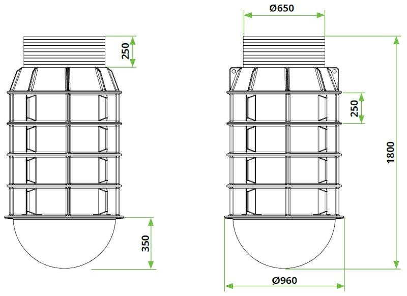 ROTO-umirjevalni-jaski-DN800-dimenzije