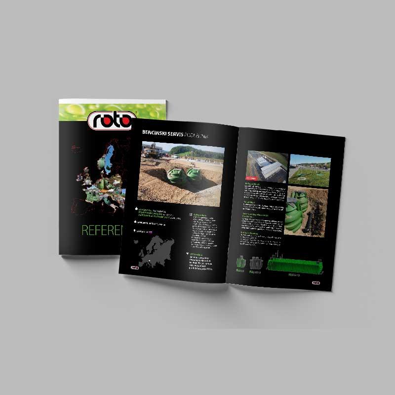 Roto katalog reference