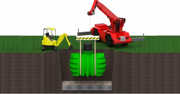 ROTO rezervoarji za vodo navodila za vgradnjo rezervoarja faza 2