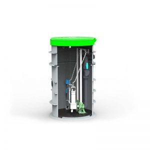 Roto RoPump hišno črpališče DN800 x 1500 DAB Feka VS 1000