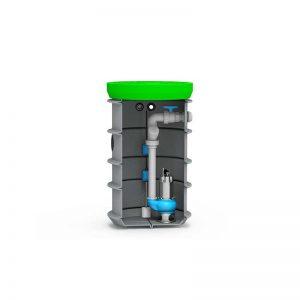 Roto RoPump hišno črpališče DN600 x 1200 pentax DG 102