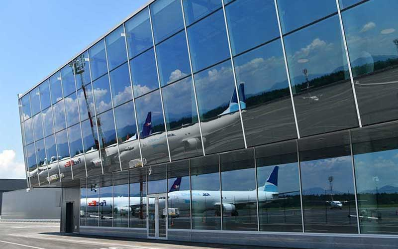 Roto rešitve za letališče Jožeta Pučnika Slovenija Fraport