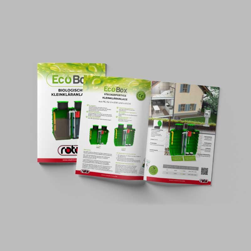 Roto EcoBox Kleinkläranlagen
